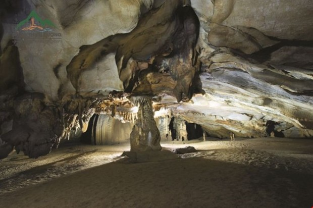 Hang động này được bảo lưu tốt nhất từ đó đến nay và được phát hiện bởi người dẫn đường Hồ Khanh, khám phá từ Hiệp hội hang động Hoàng gia Anh.