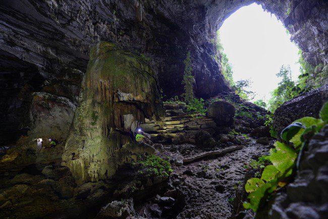 trekking hang tien 7