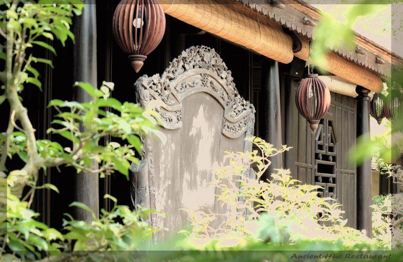 nha hang ancient hue