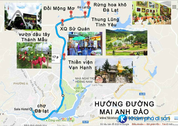 ban do du lich da lat map tourism khamphadisan 2