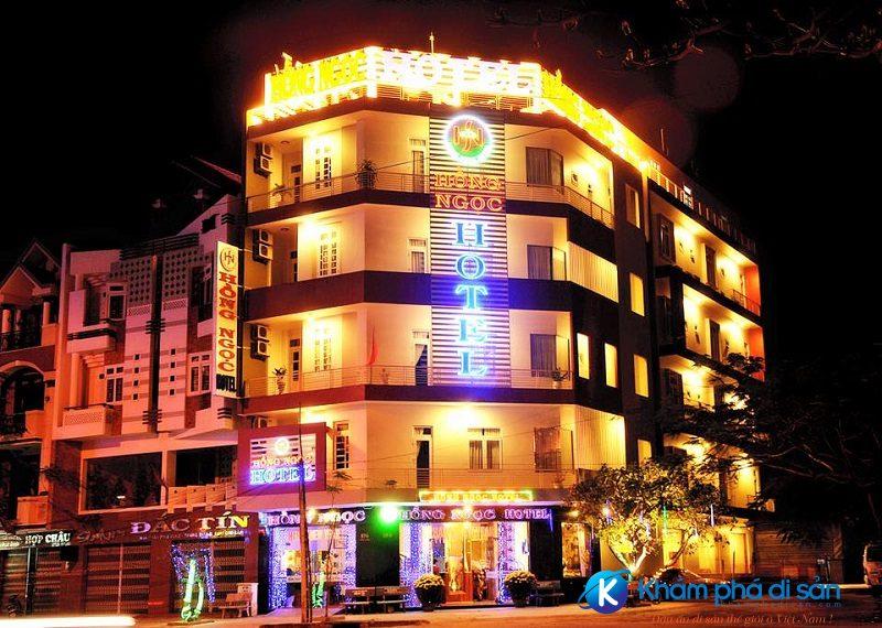 Khách sạn giá rẻ Phú Yên