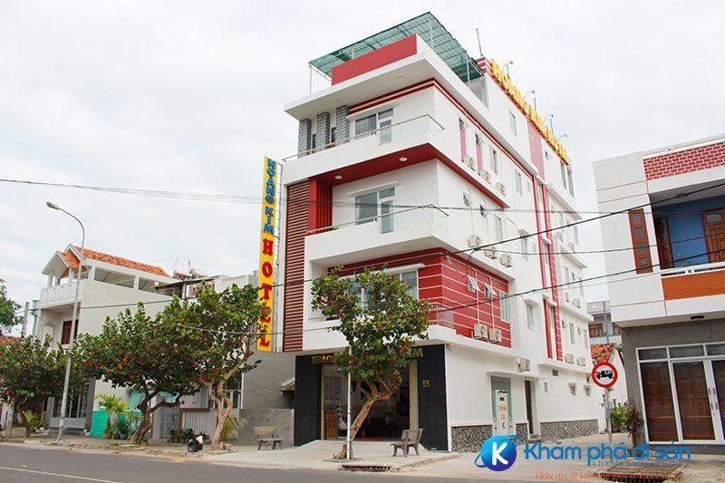 Khách sạn có giá tốt ở Phú Yên