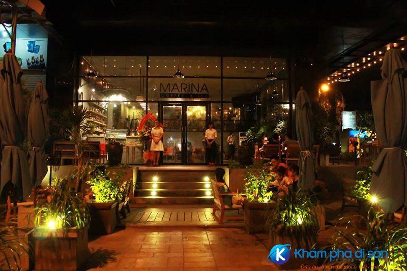 Marina Cafe - Quy Nhơn
