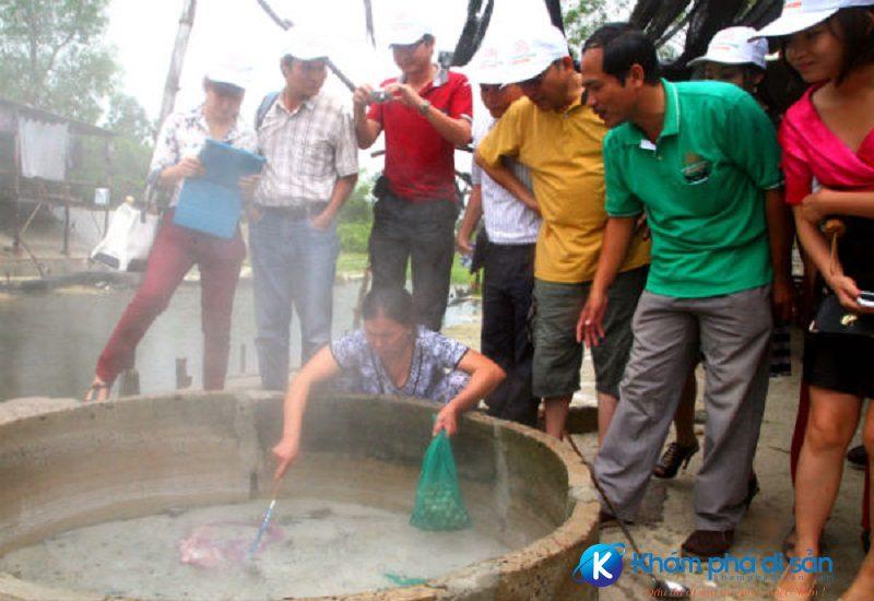 Suối nước nóng Hội Vân - Bình Định