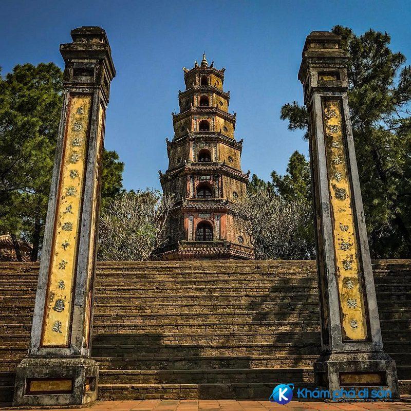 Chùa Thiên Mụ - Huế