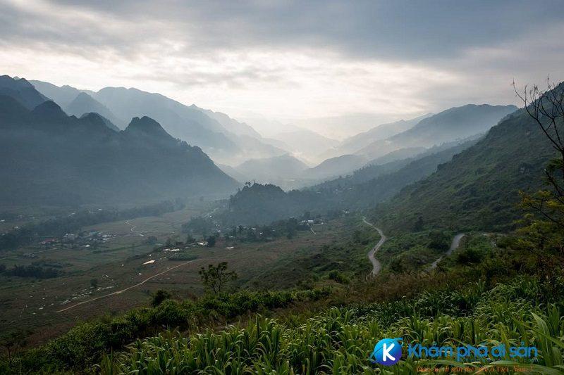 Làng dệt thổ cẩm Lùng Tám Hà Giang
