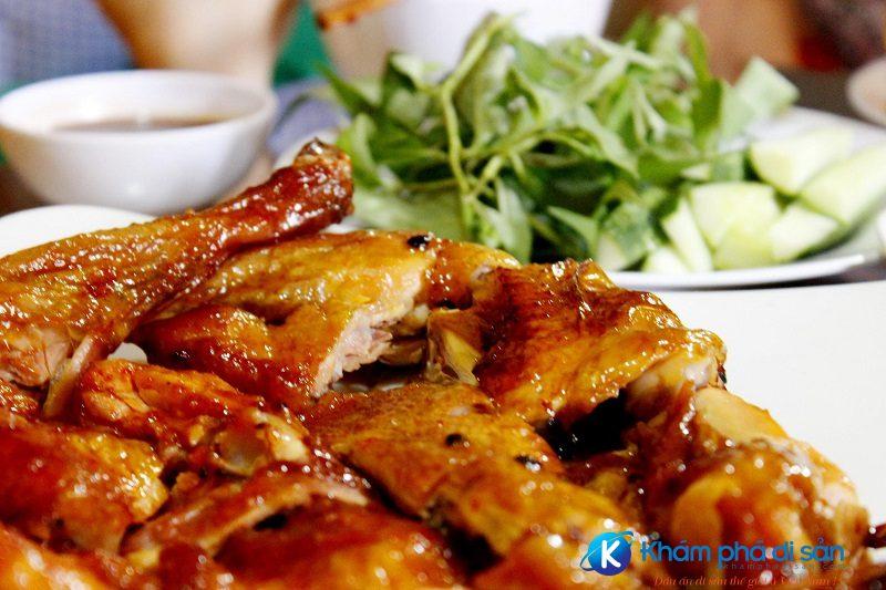 Gà nướng Phú Yên