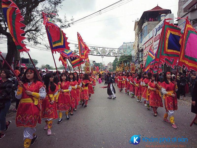 Lễ hội đền Kỳ Cùng