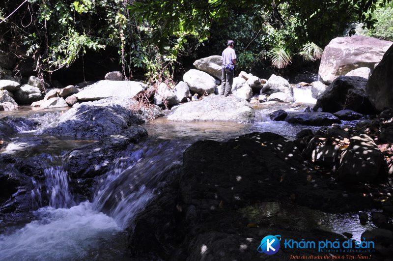 Du lịch thác Thăng Thiên