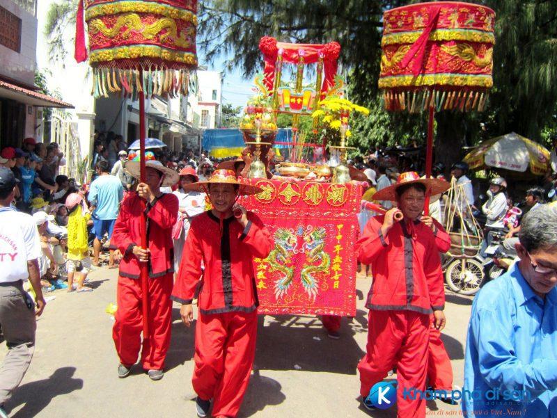 Lễ hội Phú Quốc - Lễ hội Nghinh Ông