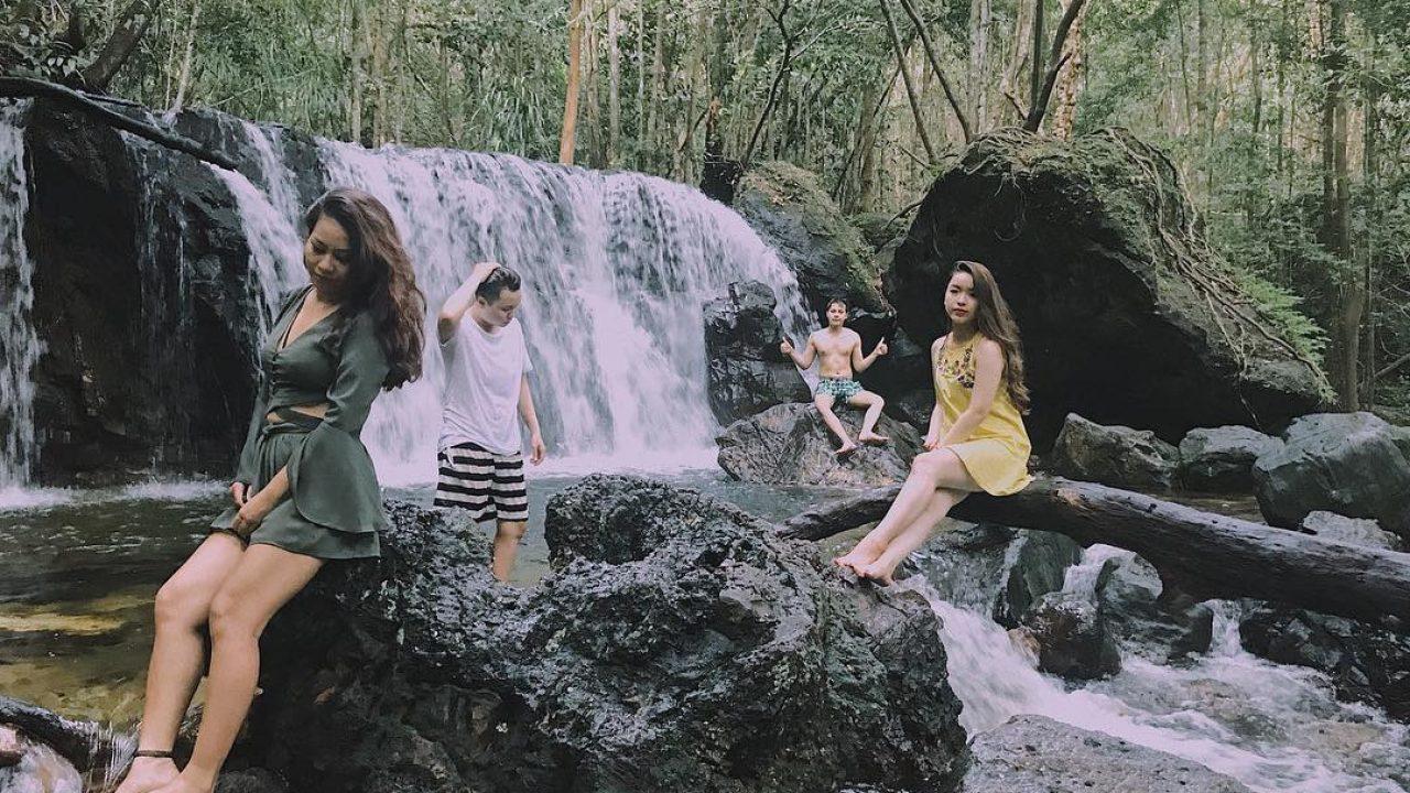Suối Tranh - Một Trong Ba Con Suối đẹp Như Tranh Vẽ Tại Phú Quốc