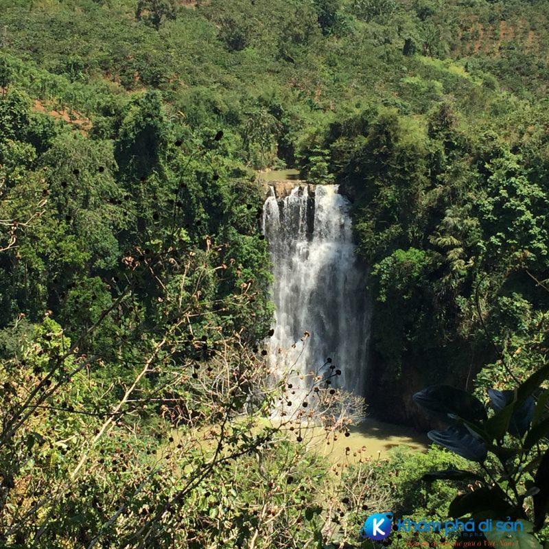 thác nước đẹp ở đà lạt