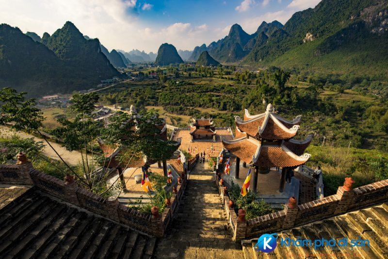 điểm đến hấp dẫn tại Cao Bằng