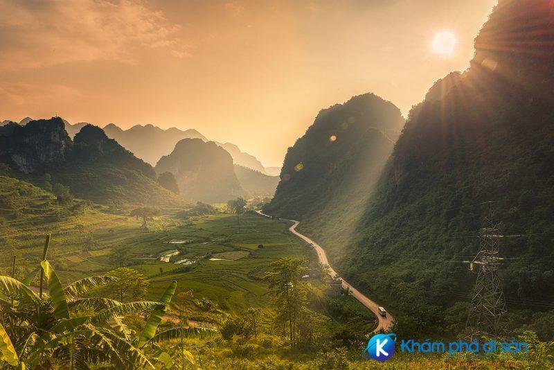 địa điểm hấp dẫn tại Cao Bằng