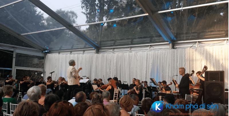 Buổi hòa nhạc Edith Piaf
