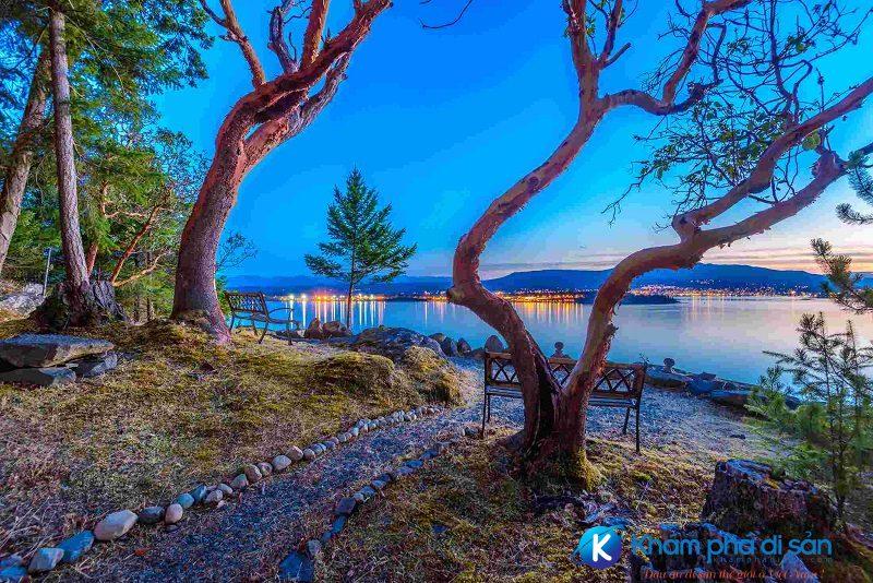 Đảo Vancouver Canada