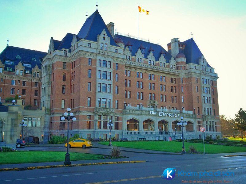 Khách sạn Fairmont Empress