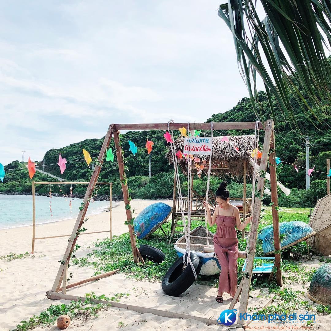 kinh nghiệm du lịch cù lao chàm