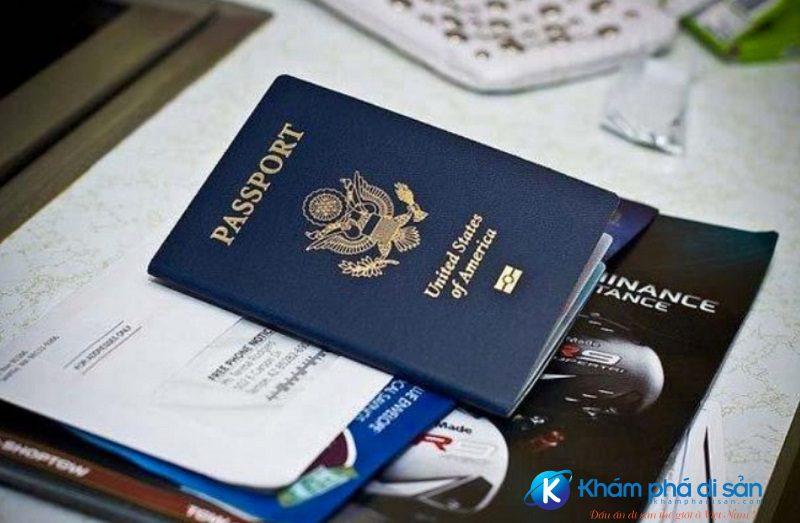 Xin visa nước Mỹ