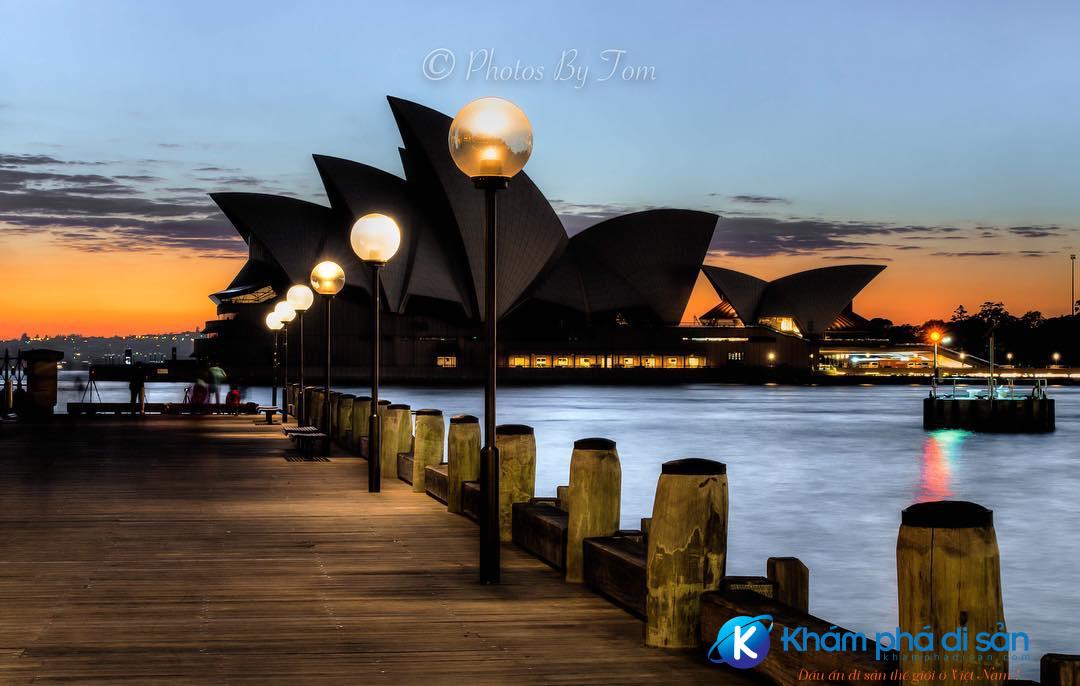 Nhà hát Con Sò Australia