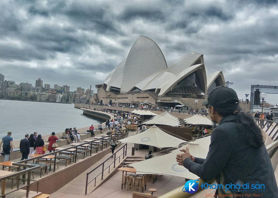 opera house sydney kham pha di san