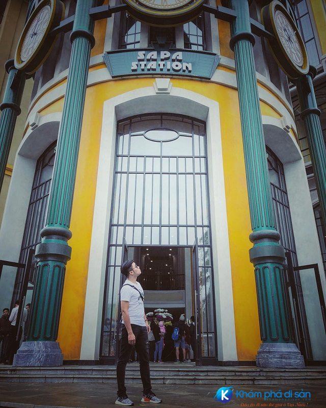 Sapa Station