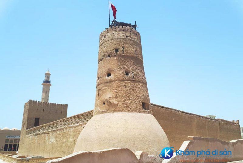 Pháo đài Al Fahadi