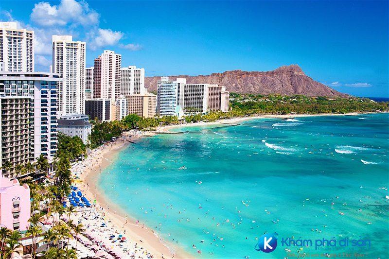 Bãi biển Waikiki