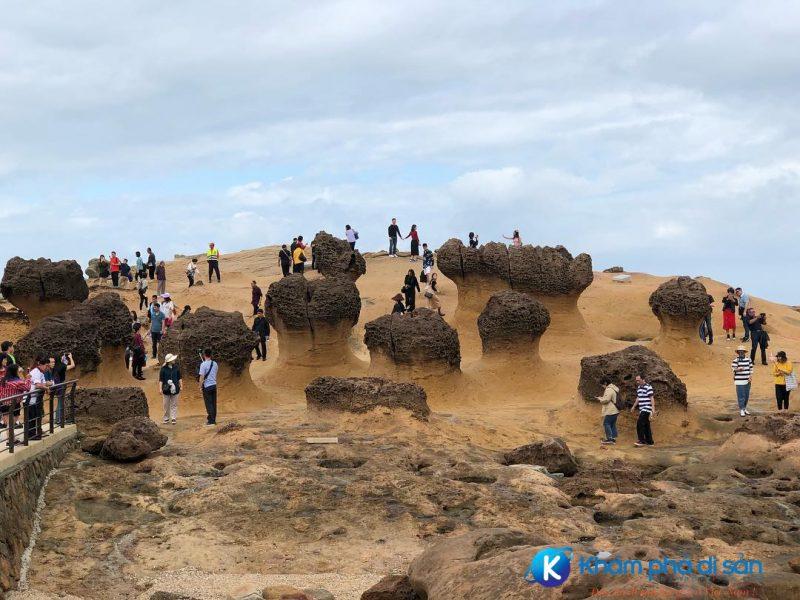 Công viên địa chất Yehliu (Dã Liễu)