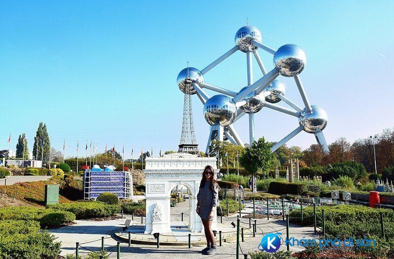 Công viên Mini-Europe