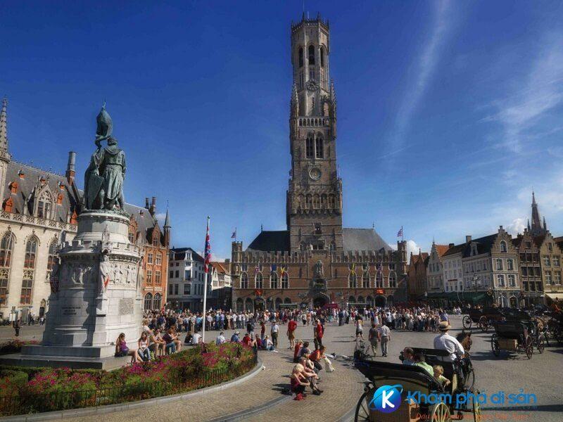 Tháp chuông Bruges