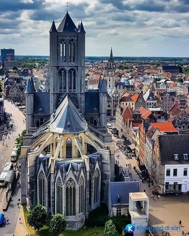 Tháp chuông Ghent