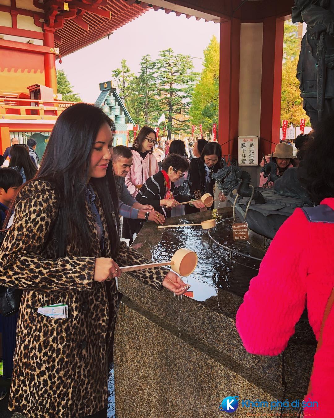 Đền Asakusa Kannon