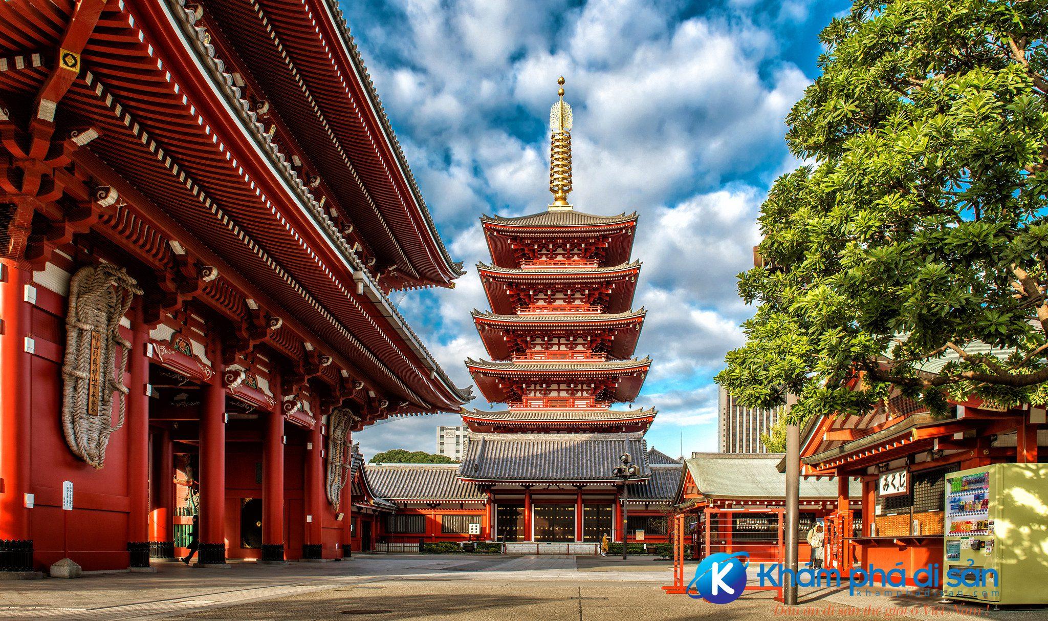 Đền Asakusa Kanno