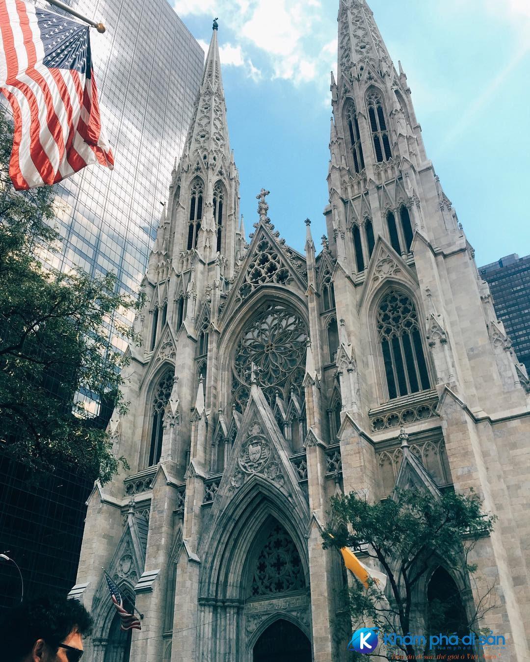 Nhà thờ Saint Patrick
