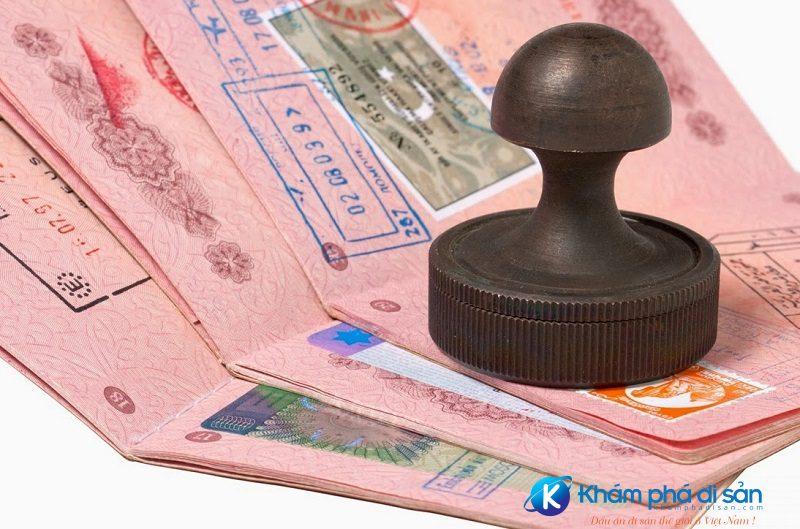 Kinh nghiệm xin visa Bỉ