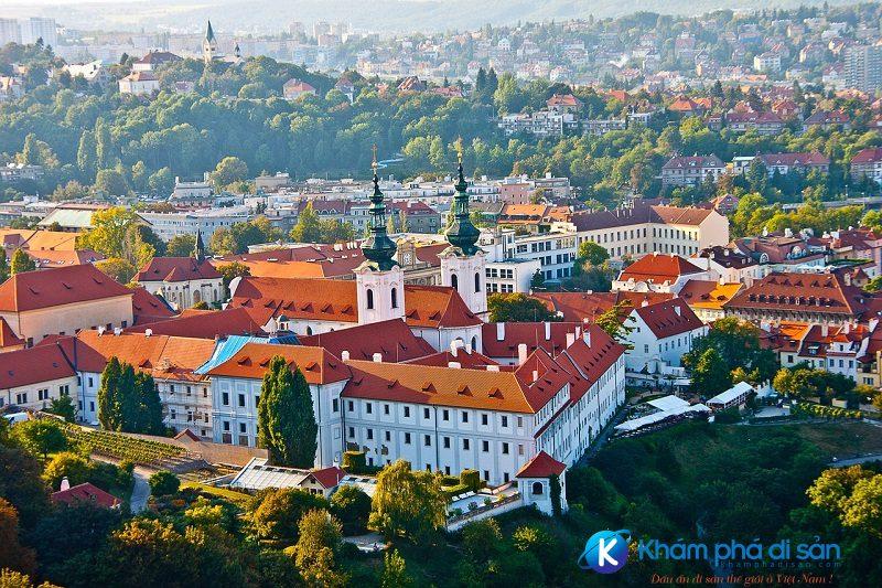 Kinh nghiệm du lịch Cộng Hòa Séc