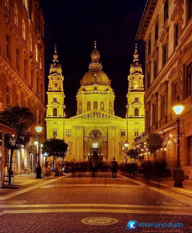 Nhà thờ St. Stephen's Basilica