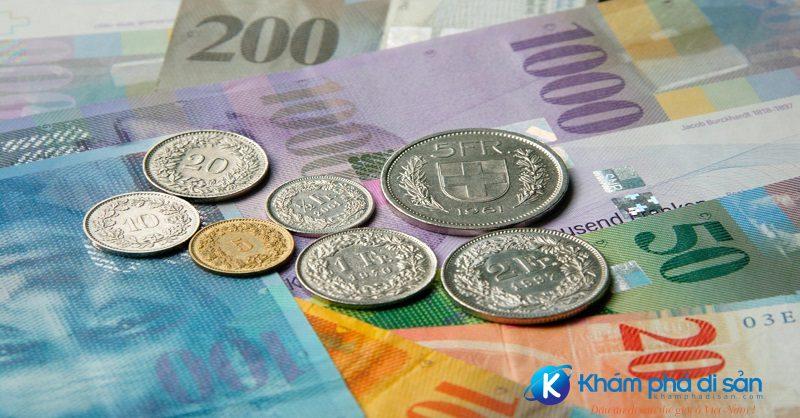 Đồng tiền Franc Thụy Sĩ