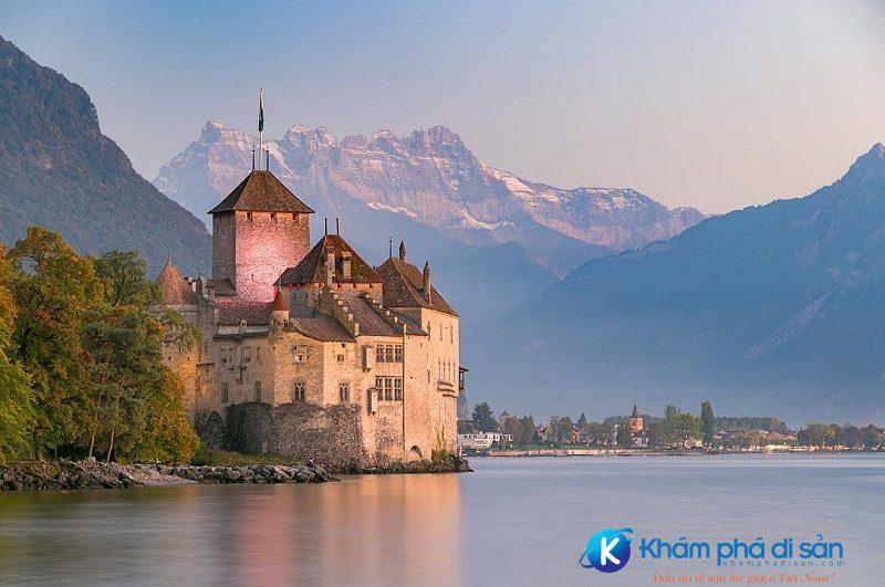 Lâu đài Chillon