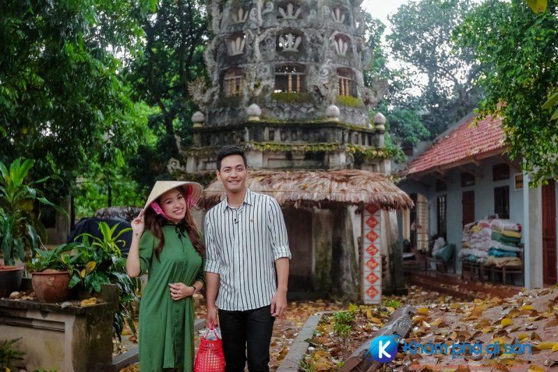 làng cổ đường lâm Hà Nội