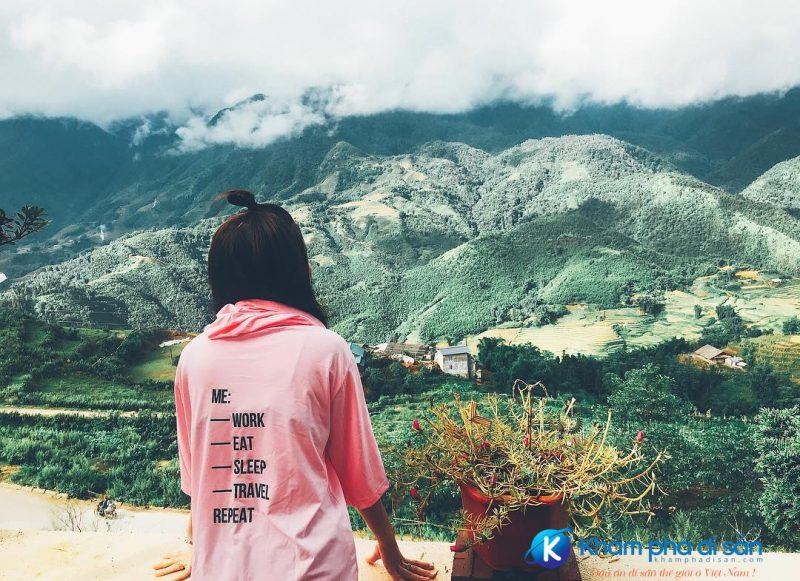 Thung lũng Mường Hoa - bức tranh thiên nhiên tuyệt đẹp vùng