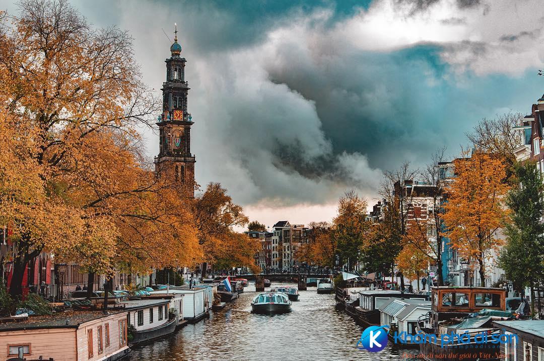 kênh đào Amsterdam khamphadisan6