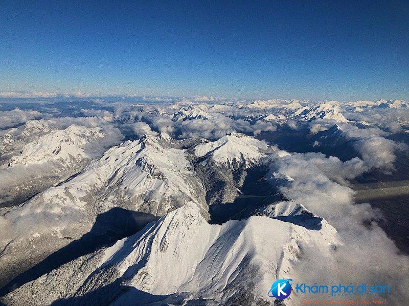 Núi Mont Blanc