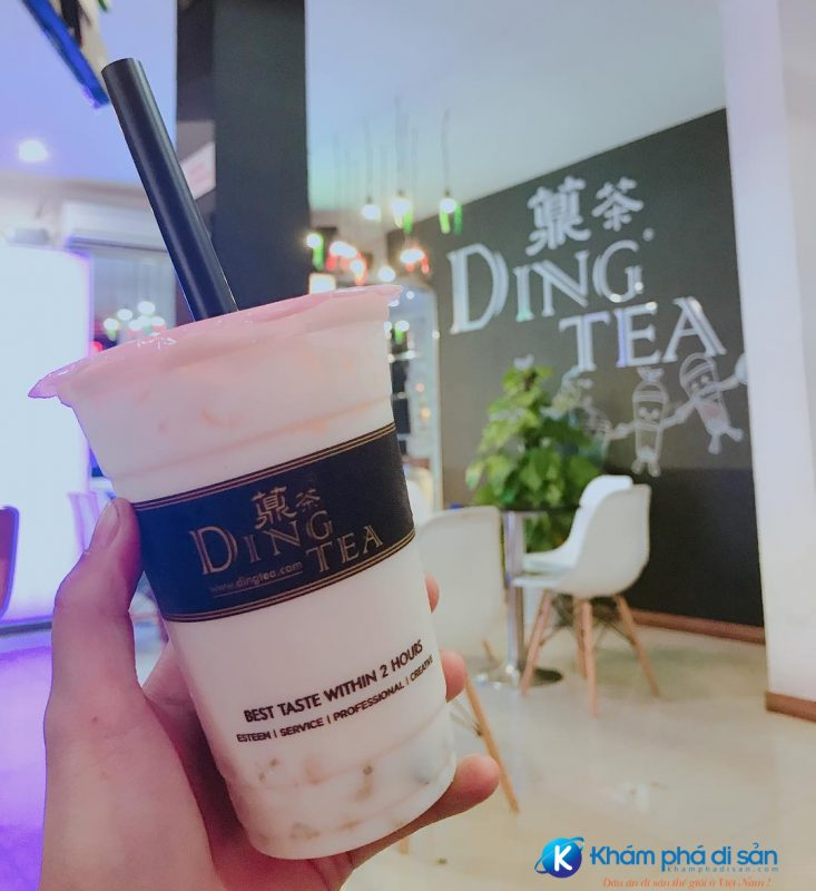 Trà sữa Dingtea