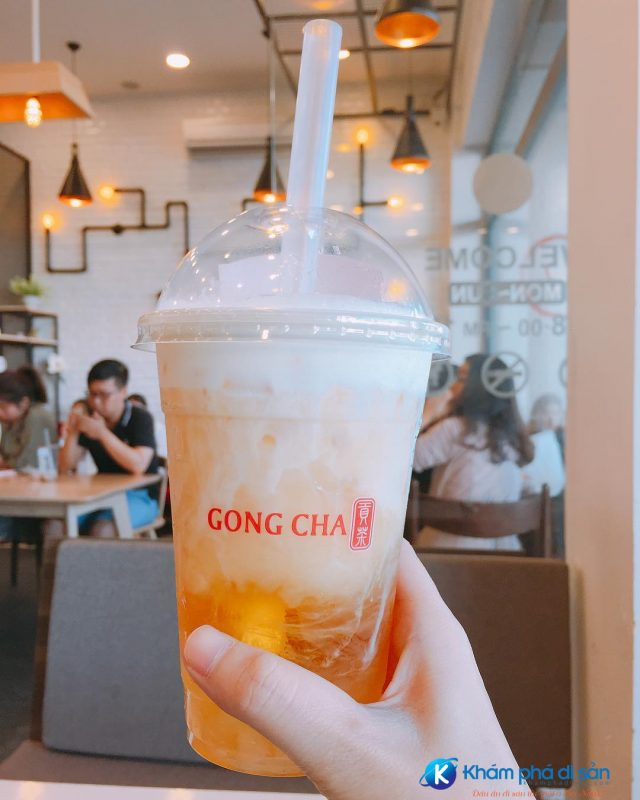 Trà sữa Đà Nẵng