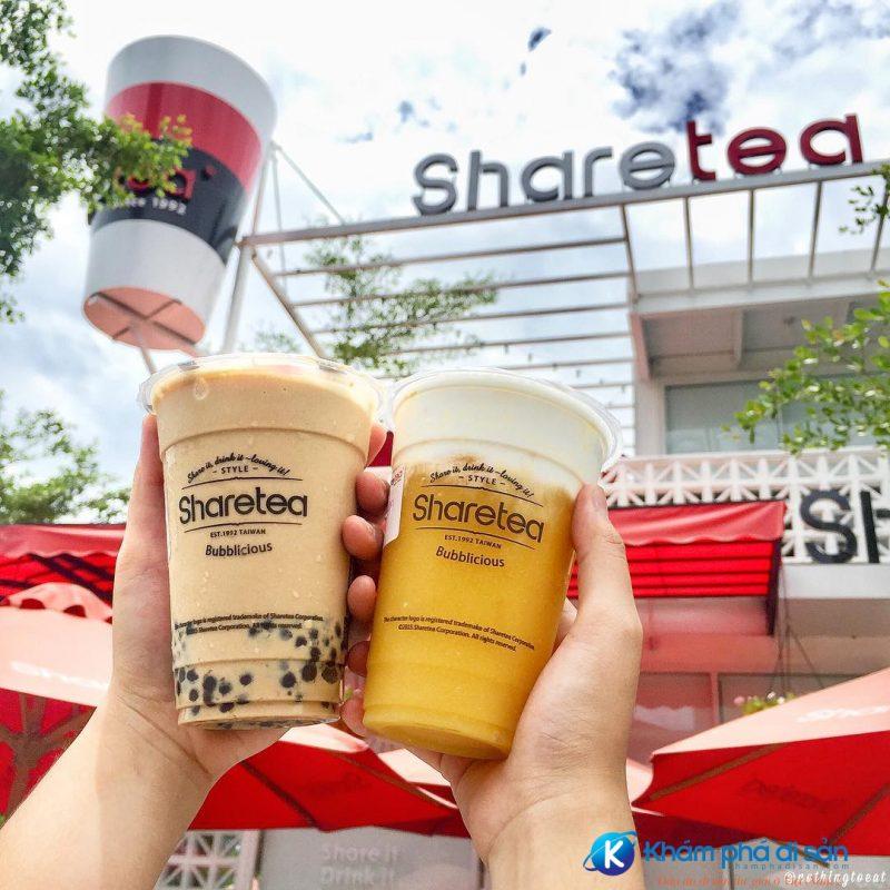 Trà sữa Share Tea