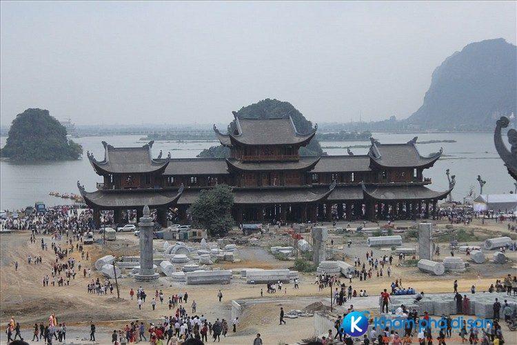 Chùa Tam Bảo baoyenbai.com .vn
