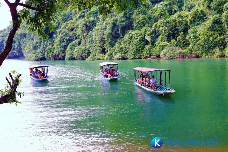 Hồ Ba Bể Zing.vn  e1558691333844