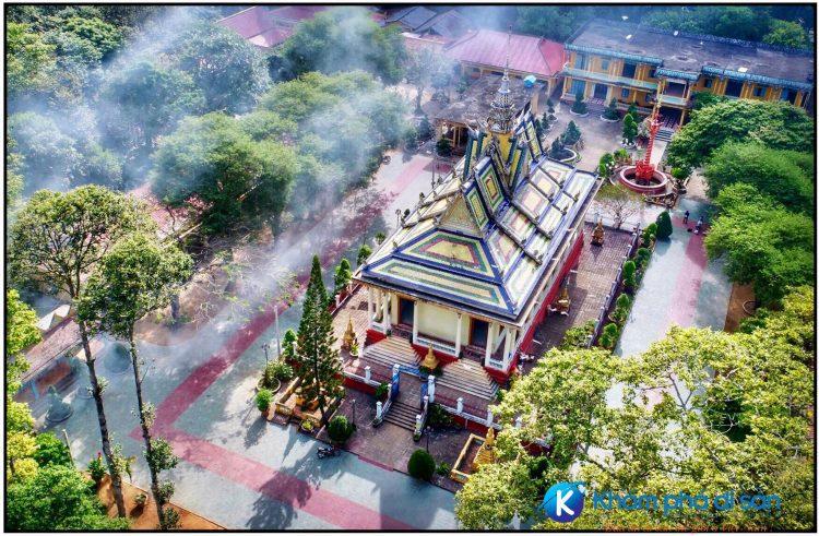 Chùa Hang Du lịch trà vinh e1560159826559
